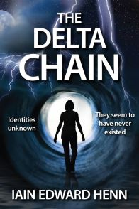 Book cover of The Delta Chain by Iain Edward Henn